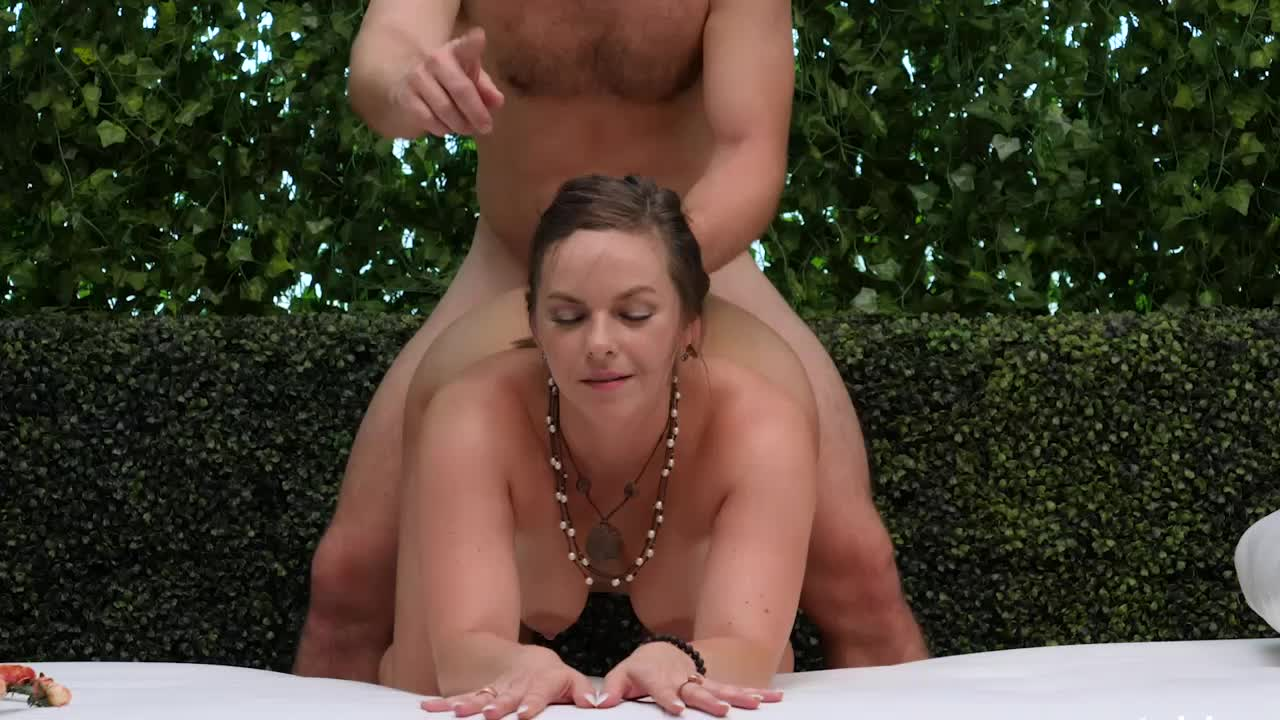 French Anal Casting Mature