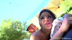Abella Danger – Creeping Tom