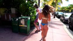 Charles Dera , Kelsi Monroe , Public Fun In The Sun