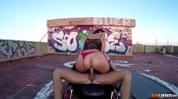 Claudia's Nice Ass