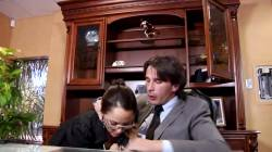 Clip Of Kristina Rose From It's A Secretary Thing! 2