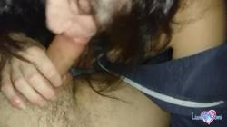 Girl Makes Perfect Blowjob And Ends With Face Cum