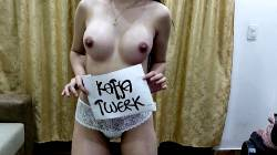 Katya Twerk Hottest Twerk Dancer Big Firmly Boobs