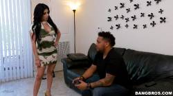 Kitty Caprice – Satisfies Her Cock Craving