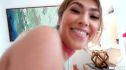 Latina Stephanie West Gets Fucked From Behind