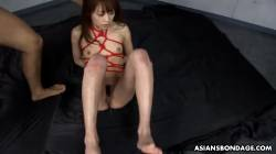 Miina Yoshiwara On Asiansbondage