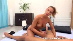 Naughty Naomi Benet Gets Fucked In Different Positions & Receives A Cumshot