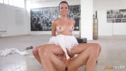 Nice Tits Ballerina Fucked