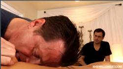 SheWillCheat – Massage Room Cuck Counseling