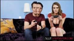 SlutStepSister – Ashley Lane