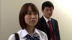 Yu Shinoda – Schoolgirl Trapped In An Elevator