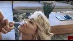 Zoey Monroe Gets A Pollock